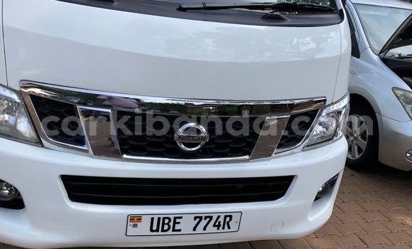 Buy New Nissan Teana White Car in Kampala in Uganda