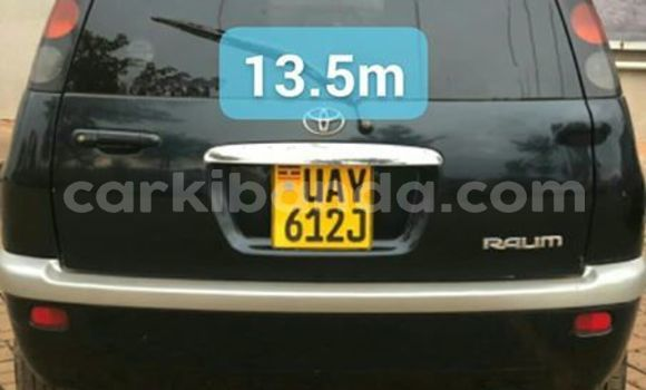 Buy Used Toyota Raum Black Car in Kampala in Uganda