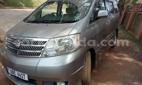 Buy Used Toyota Alphard Other Car in Kampala in Uganda