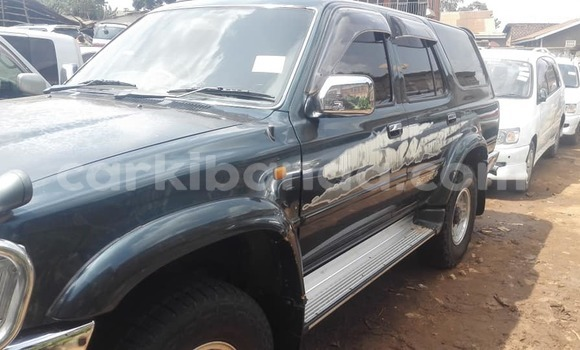 Buy Used Toyota Hilux Surf Green Car in Kampala in Uganda