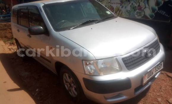 Buy Used Toyota Probox Silver Car in Kampala in Uganda