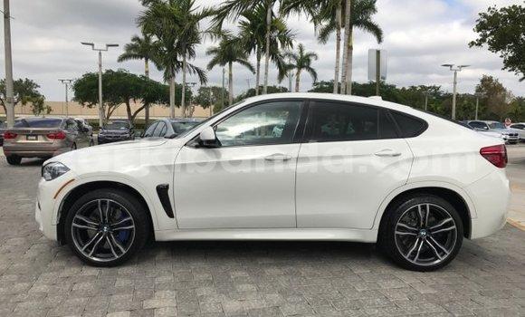 Buy Used BMW X6 M White Car in Bombo in Central