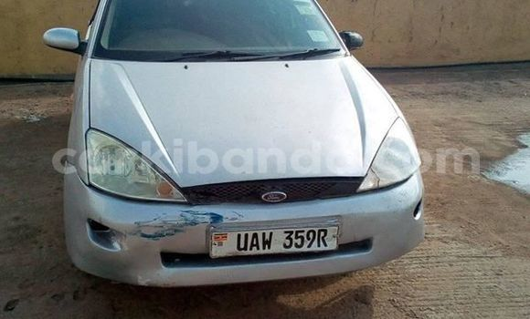 Buy Used Ford Focus Silver Car in Kampala in Uganda