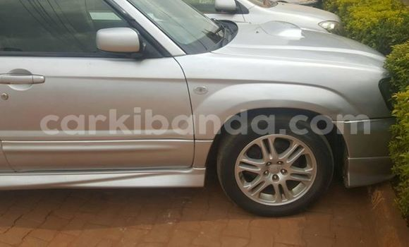 Buy Used Subaru Forester Silver Car in Wakiso in Uganda