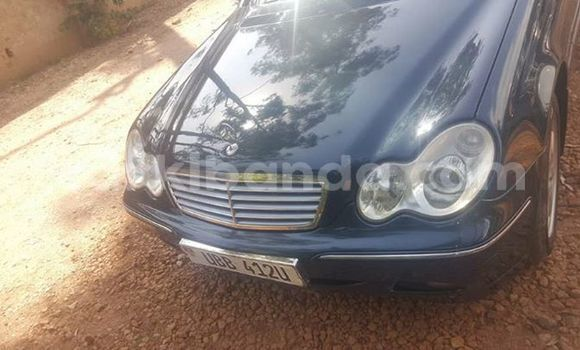 Buy Used Mercedes Benz E–Class Blue Car in Kampala in Uganda