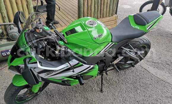 Buy Used Kawasaki H Green Bike in Adjumani in Northern