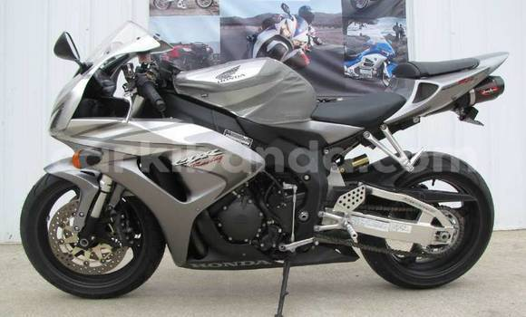 Buy Used Honda CBR 1000 RR Silver Bike in Kampala in Uganda