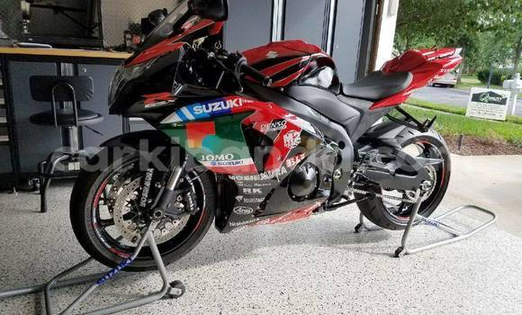 Buy Used Suzuki GSX-R Red Bike in Kampala in Uganda