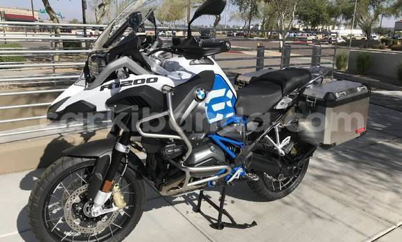 Buy Used BMW R1200GS Adventure Beige Bike in Kampala in Uganda