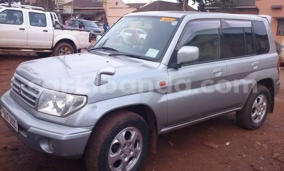 Buy Used Mitsubishi Pajero Silver Car in Arua in Uganda