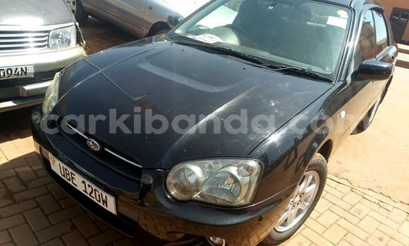 Buy Used Subaru Impreza Black Car in Kampala in Uganda