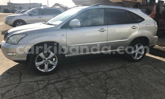 Buy Import Lexus RX 300 Silver Car in Kampala in Uganda