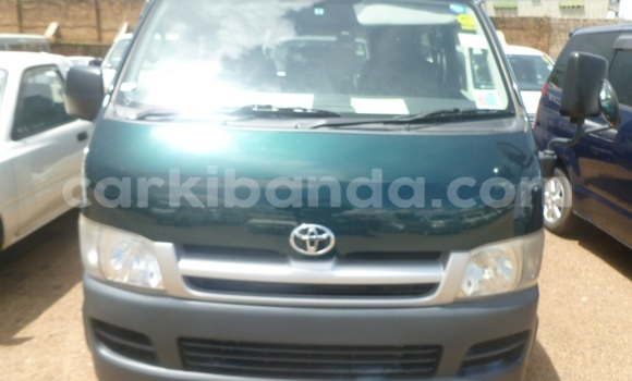 Buy New Toyota 4Runner Black Car in Arua in Uganda