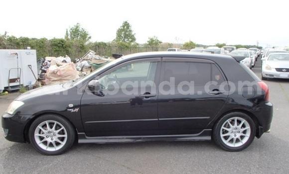 Buy Used Toyota Corolla Black Car in Kampala in Uganda
