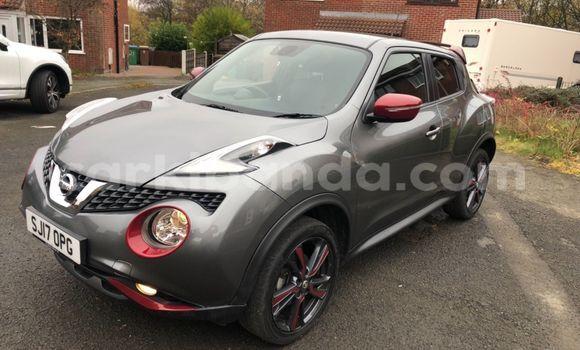 Buy Used Nissan Juke Beige Car in Kampala in Uganda