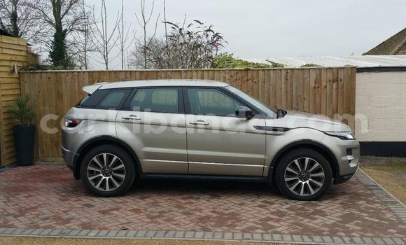 Buy Used Land Rover Range Rover Evoque Beige Car in Kampala in Uganda
