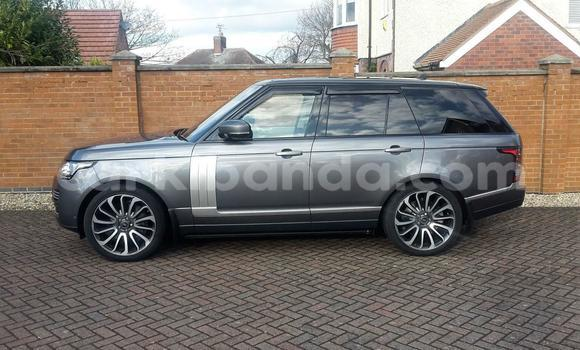 Buy Used Land Rover Discovery Sport Beige Car in Kampala in Uganda