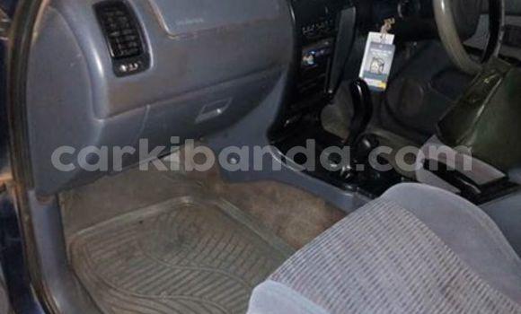 Buy Used Toyota Hilux Surf Green Car in Kampala in Uganda