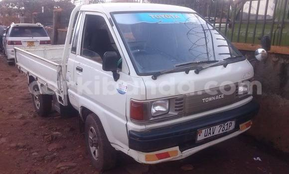 Buy Used Toyota Town Ace White Car in Arua in Uganda