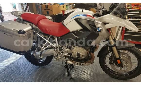 Buy Used BMW GS Beige Bike in Kampala in Uganda