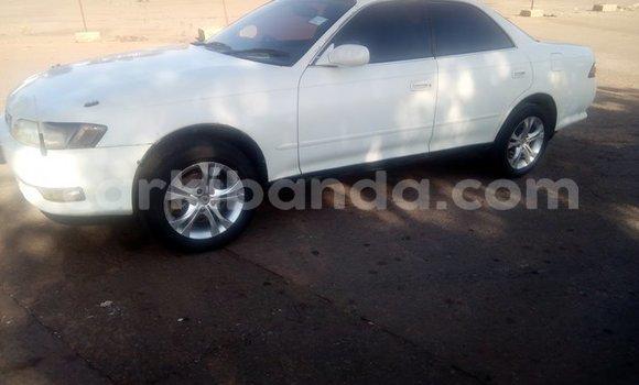 Buy Used Toyota Mark II White Car in Kampala in Uganda
