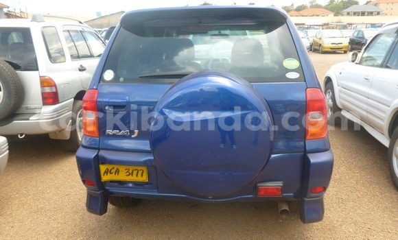 Buy New Toyota RAV4 Blue Car in Arua in Uganda