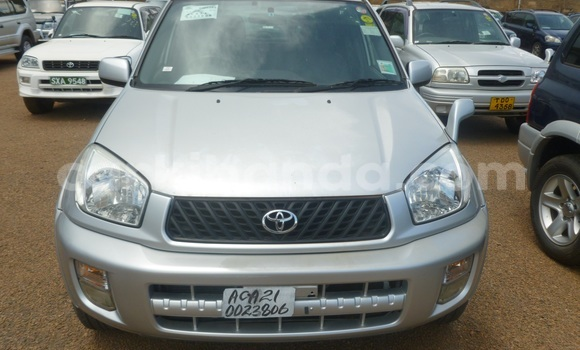 Buy Used Toyota RAV4 Silver Car in Arua in Uganda