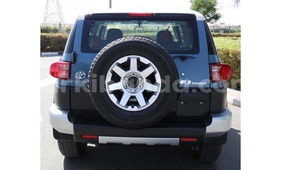 Buy Import Toyota FJ Cruiser Blue Car in Import - Dubai in Uganda