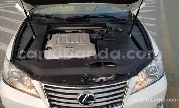 Buy Import Lexus ES White Car in Import - Dubai in Uganda