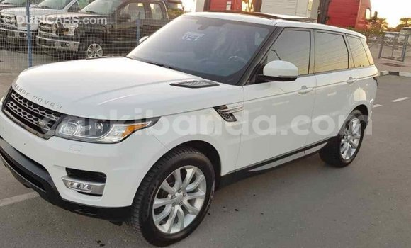 Buy Import Land Rover Range Rover White Car in Import - Dubai in Uganda