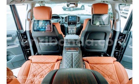 Buy Import Toyota Land Cruiser Black Car in Import - Dubai in Uganda