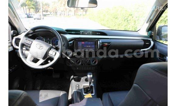 Buy Import Toyota Hilux Black Car in Import - Dubai in Uganda
