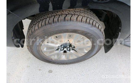 Buy Import Toyota Prado Black Car in Import - Dubai in Uganda