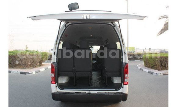 Buy Import Toyota Hiace White Car in Import - Dubai in Uganda