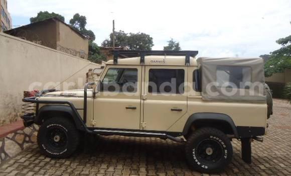 Buy Used Land Rover Defender Car in Arua in Uganda