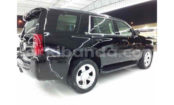 Buy Import Chevrolet Tahoe Black Car in Import - Dubai in Uganda