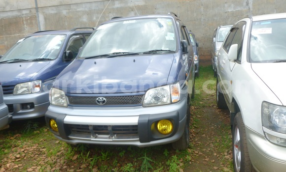 Buy Used Toyota Noah Blue Car in Arua in Uganda