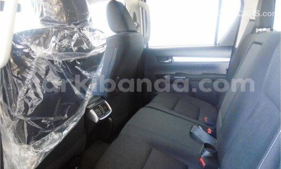 Buy Import Toyota Hilux White Car in Import - Dubai in Uganda