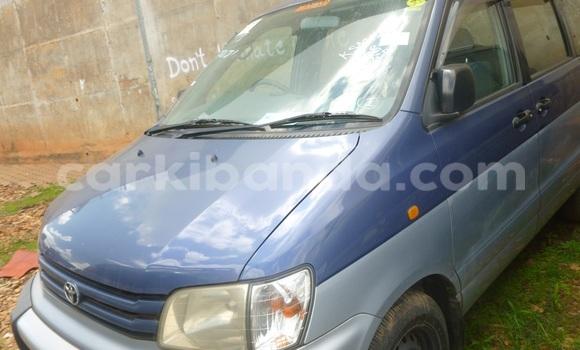 Buy New Toyota Noah Blue Car in Arua in Uganda