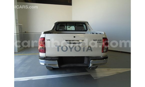 Buy Import Toyota Hilux White Car in Import - Dubai in Uganda
