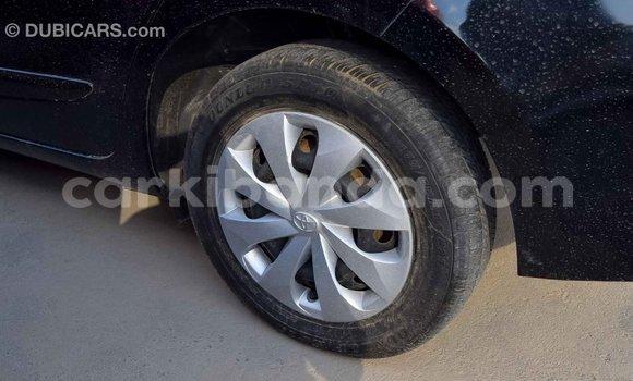Buy Import Toyota Yaris Black Car in Import - Dubai in Uganda