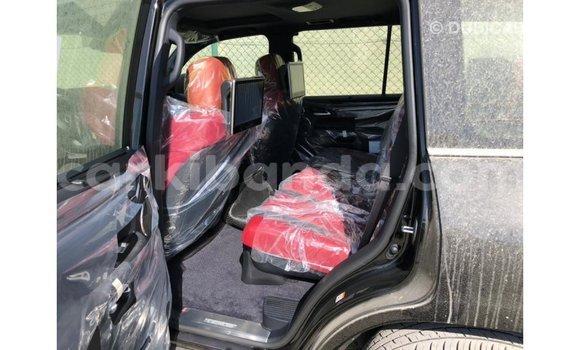 Buy Import Lexus LX Black Car in Import - Dubai in Uganda
