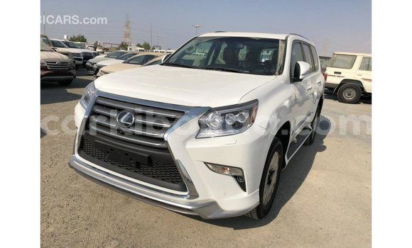 Buy Import Lexus GX White Car in Import - Dubai in Uganda