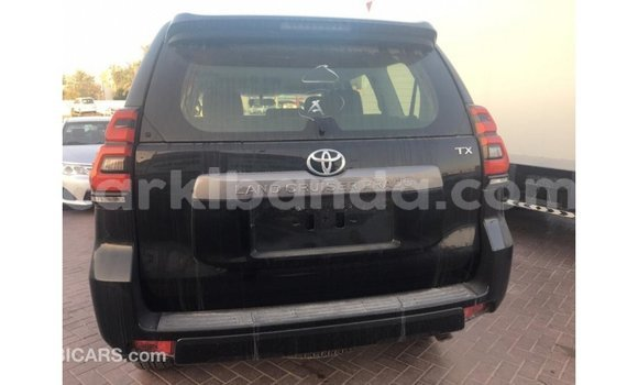 Buy Import Toyota Prado Black Car in Import - Dubai in Uganda