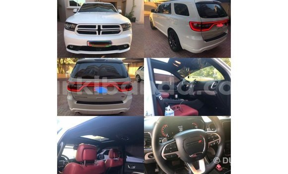 Buy Import Dodge Durango White Car in Import - Dubai in Uganda