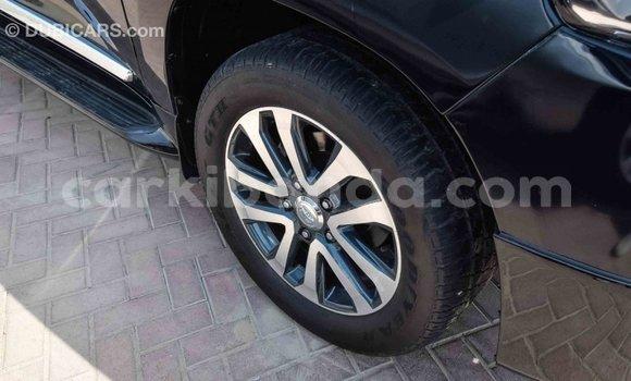 Acheter Importé Voiture Toyota Land Cruiser Noir à Import - Dubai, Ouganda