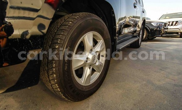 Buy Import Toyota Land Cruiser Black Car in Import - Dubai in Uganda