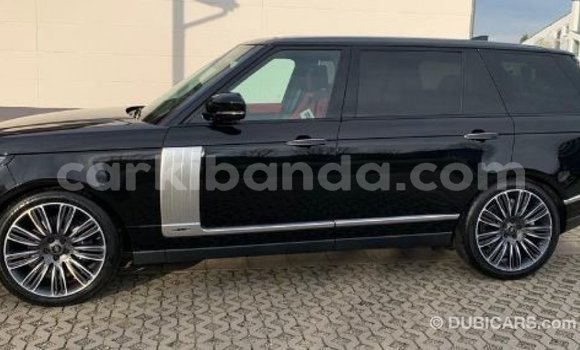 Buy Import Land Rover Range Rover Black Car in Import - Dubai in Uganda