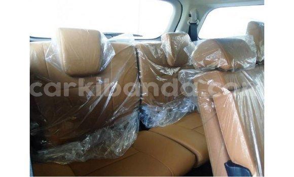 Buy Import Toyota Fortuner White Car in Import - Dubai in Uganda
