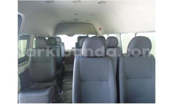 Buy Import Toyota Hiace White Car in Import - Dubai in Uganda